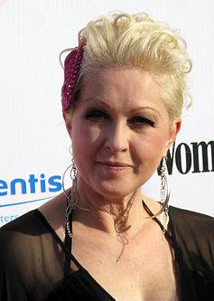 Cyndi Lauper 2008.