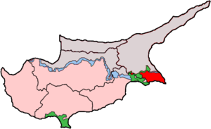 United Nations Security Council Resolution 414 - Divided Cyprus
