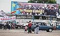 Début timide de la Campagne électorale Kinshasa IMG 6518 (6325191905).jpg