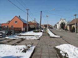 Dřínov (okres Kladno), ulice.jpg