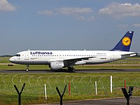 D-AIPM - A320 - Lufthansa