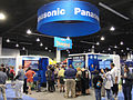 D23 Expo 2011 - Panasonic booth (6075799866).jpg