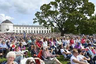 Maritime Museum (Stockholm) - The Dagens Nyheter concert in 2014
