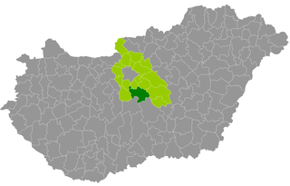 Dabas District Districts of Hungary in Pest