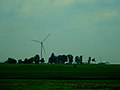 Dairy Farm and a Wind Turbine - panoramio.jpg