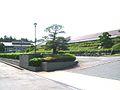 Daisen town Nakayama junior high school.JPG