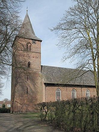 Dalen - Image: Dalen, kerk foto 3 2011 04 02 14.44