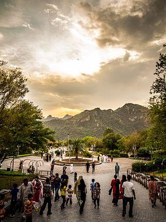 Daman-e-Koh - Daman-e-Koh Park, Islamabad