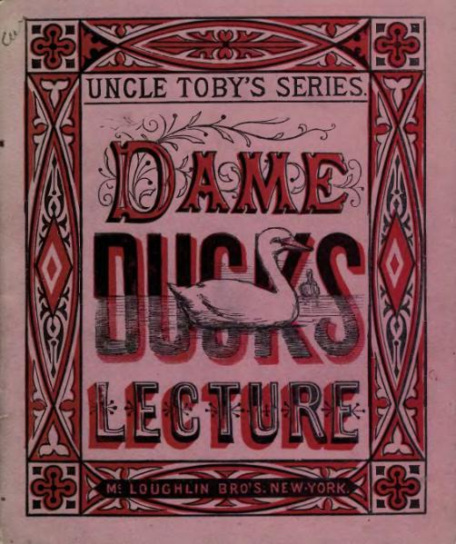 File:Dame Duck's lecture.djvu