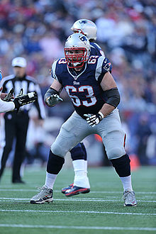 Dan Connolly (American football) 2014.JPG