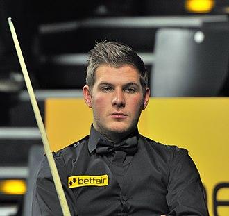 Daniel Wells (snooker player) - German Masters 2013
