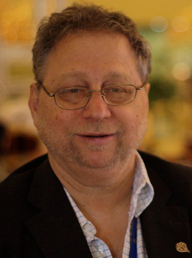 Danny Schechter, From WikimediaPhotos