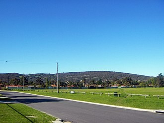 Darling Scarp - Image: Darling Range 2005 SMC