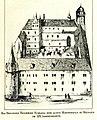 Das Dresdner Residenz Schloss der alten Markgrafen zu Meissen im XIV.Jahrhunderte.jpg