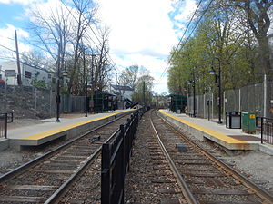 Davenport Avenue Station - April 2015.jpg