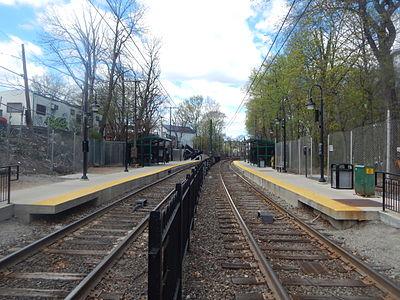 Davenport Avenue station
