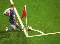 David Bentley corner kick 2008 02 11.jpg