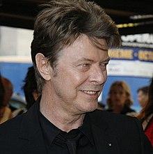 David Bowie, 2006.