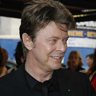 David Bowie discography discography