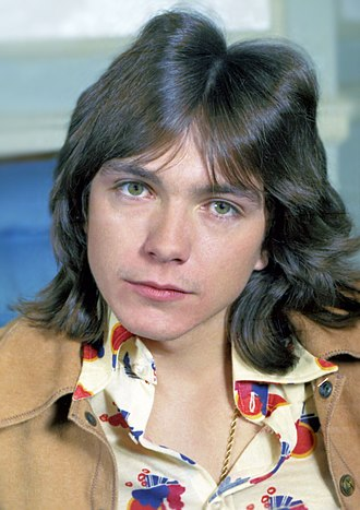David Cassidy - Image: David Cassidy by Allan Warren 1974 2