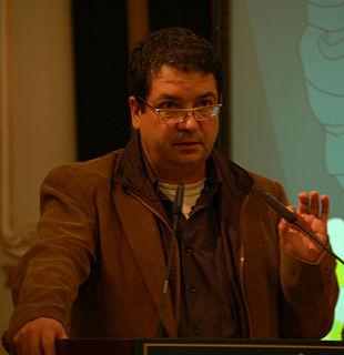 Spanish writer, poet and professor