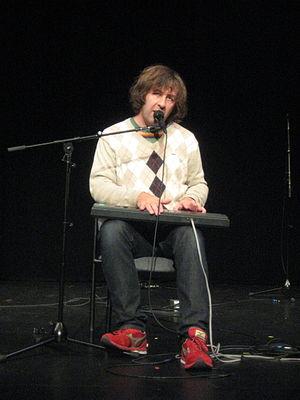 David O'Doherty - David O'Doherty performing at Bumbershoot in 2010.
