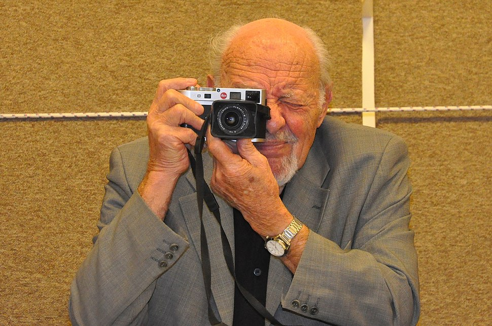 David Rubinger, photojournalist
