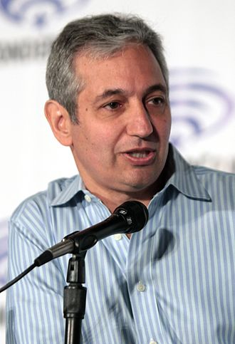David Shore - Shore at the 2016 WonderCon