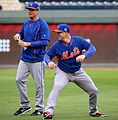 David Wright stretches on -WSMediaDay (22508331919).jpg