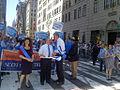 De Blasio at Celebrate Israel Parade (8927518433).jpg