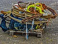 De eindjes aan elkaar knopen ^ - Buitenhaven - Maassluis - Flickr - Frans Berkelaar.jpg