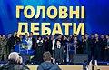 Debates of Petro Poroshenko and Vladimir Zelensky (2019-04-19) 05.jpg