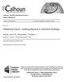 Defeating David - looking beyond a matched strategy (IA defeatingdavidlo1094510634).pdf