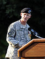 Defense.gov News Photo 100723-F-6655M-013 - U.S. Army Gen. Stanley McChrystal gives his remarks after he is honored during his retirement ceremony at Fort McNair in Washington D.C. on July.jpg