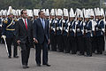 Defense.gov News Photo 120426-D-TT977-312 - Chilean Minister of National Defense Andres Allamand and Secretary of Defense Leon E. Panetta review Chilean troops during a welcoming ceremony for.jpg