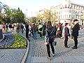 Demonstration in support of Ukrainian language bill in Kharkiv 2019-04-24 (01).jpg