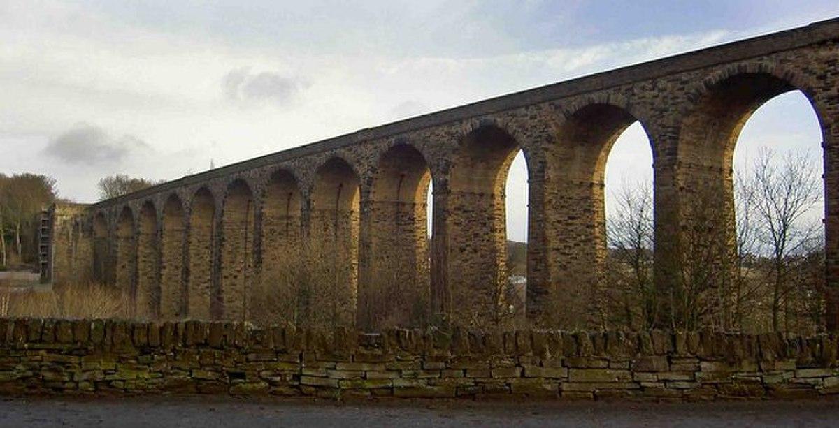Denby Dale viaduct - geograph.org.uk - 1132269.jpg