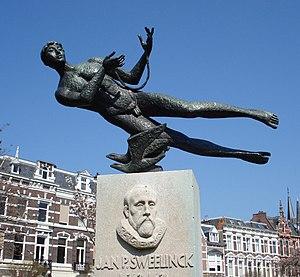 Dirk Bus - Image: Denhaag monument sweelinck