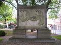 Denkmal für die Gefallenen des Ersten Weltkrieges (Aurich), Joseph Hammerschmidt (September 2015) (9).JPG