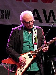 Denny Freeman American guitarist
