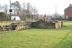 Denton Hall Turret on the Roman Wall - geograph.org.uk - 103160.jpg