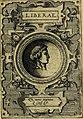 Deorvm dearvmqve capita, ex antiquis numismatibus Abrahami Ortelii collecta et historica narratione illustrata a Francisco Sweertio (1602) (14747789222).jpg