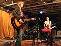 Derek Webb And Sandra McCracken at The Grey Eagle.jpg