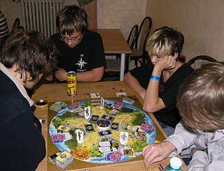 <i>Prophecy</i> (board game)