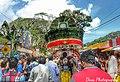 Devotees carrying Kavadi in Penang Thaipusam.jpg