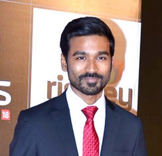 Dhanush - Dhanush at the launch of Celebrity Cricket League season 4
