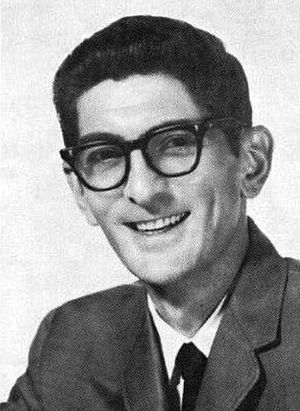 Dick Biondi - Dick Biondi at WCFL, circa 1967.