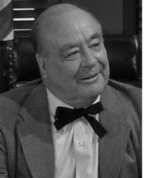 Dick Elliott - Elliott as Mayor Pike in The Andy Griffith Show