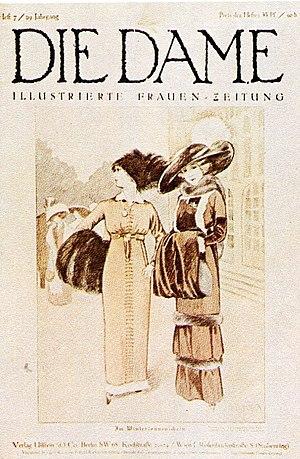Die Dame - DieDame 1912