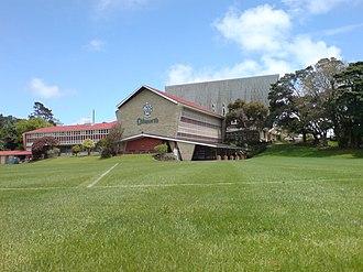 Dilworth School - Image: Dilworth School Auckland New Zealand